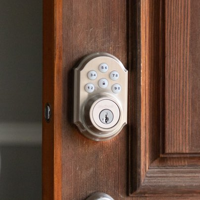 Naperville security smartlock